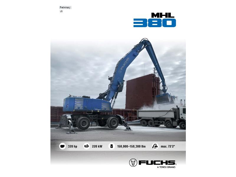 MHL380 F RU