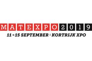 MATEXPO 2019 logo