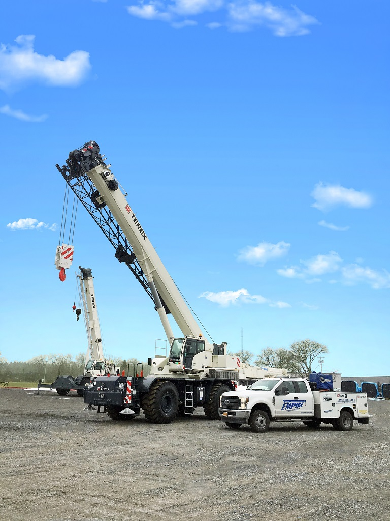 Terex RT 100US Empire