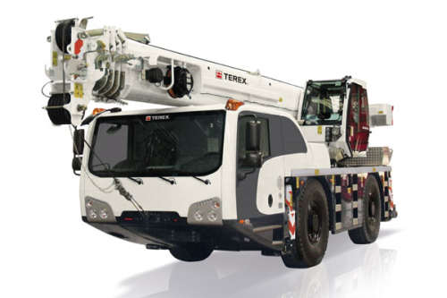AC 40/2L all terrain crane