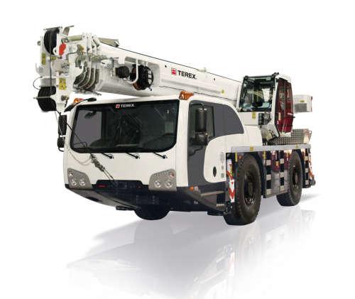Terex AC 40/2 all terrain crane