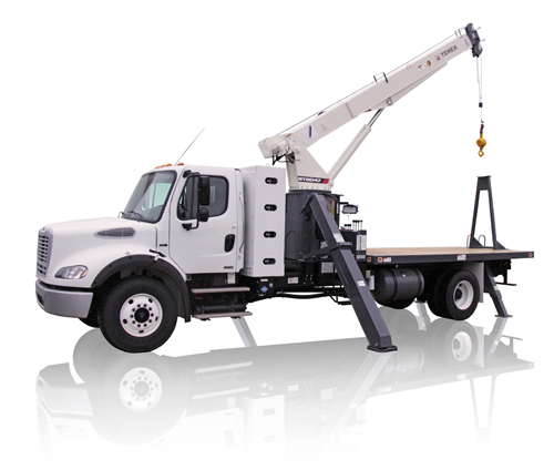 Terex BT 2047 Boom Truck.