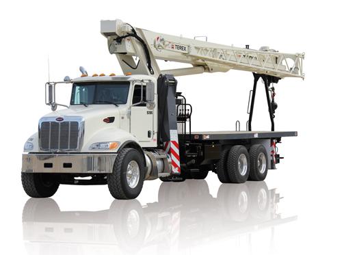 BT 28106 Boom Truck