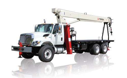 Terex BT 3870T Boom Truck