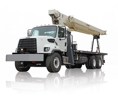 Terex BT 5092 boom truck