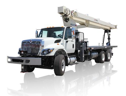 BT 70100 Boom Truck