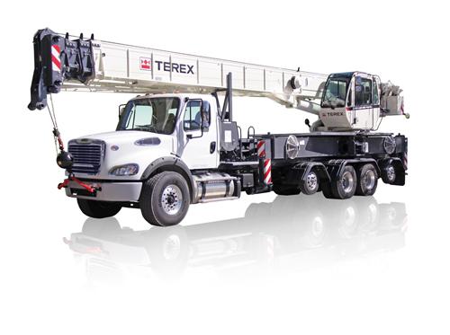 Crossover 4500L Boom Truck