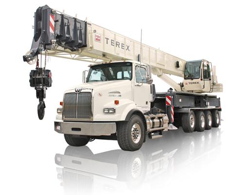 Terex Crossover 6000 Boom Truck