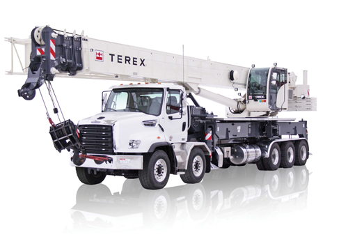 Crossover 8000 Boom Truck