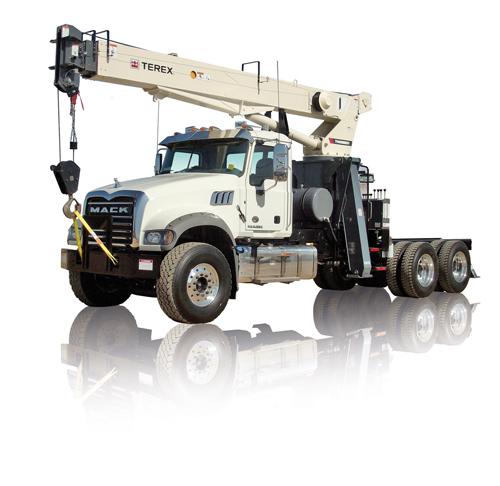 TM 3851 Boom Truck