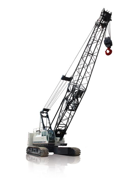 Terex HC 120 Crawler Crane