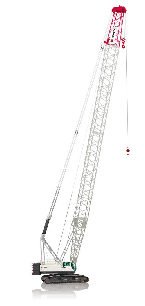 Terex HC 165 Crawler Crane