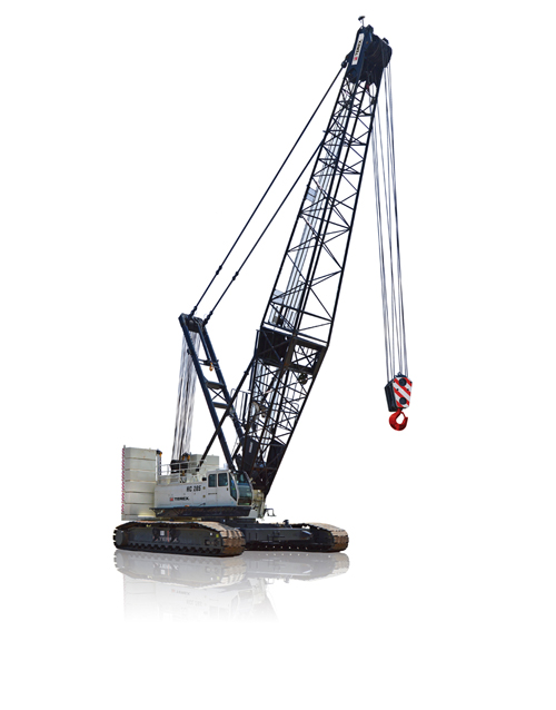 Terex HC 285 Crawler Crane