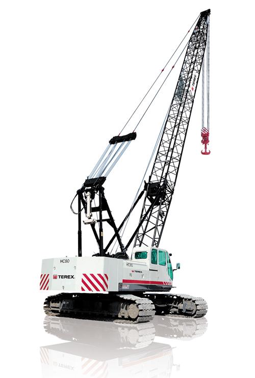Lattice boom crawler cranes | Terex Cranes
