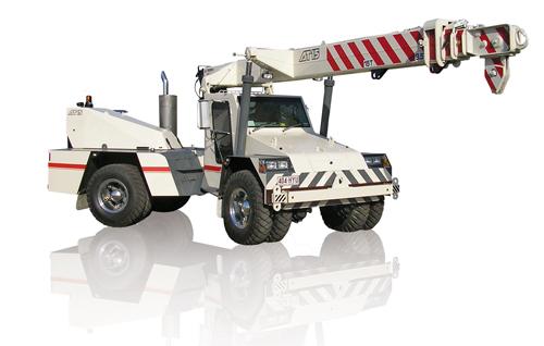 AT 22 Pick and Carry Crane | Terex Cranes