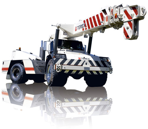 Terex AT 22 pick and carry crane