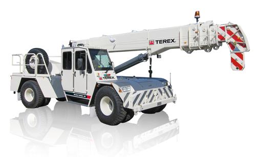 Terex MAC 25-4 pick and carry crane