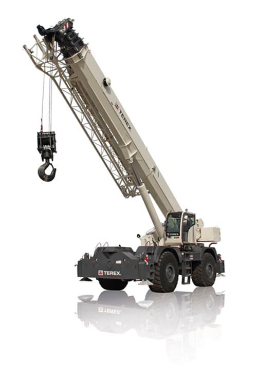 Quadstar 1100 rough terrain crane