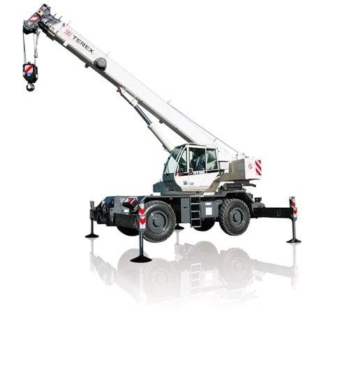 Terex RT 35-1 rough terrain crane