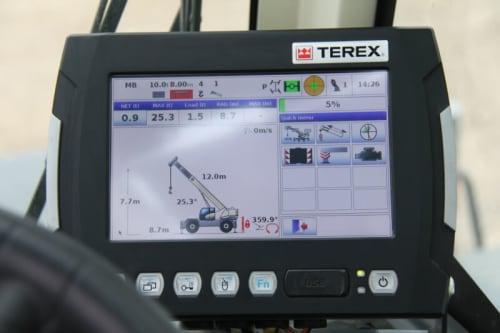 RT 90 DTI controls