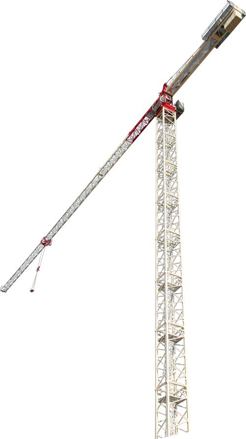 Terex CTT 231 Flat Top Tower Crane