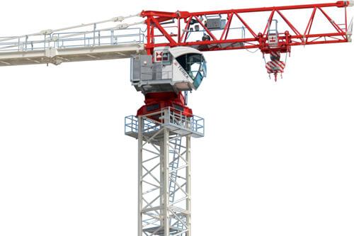 Terex CTT 332-16 Flat Top Tower Crane listing image