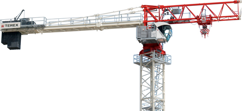 Terex CTT 332-16 Flat Top Tower Crane