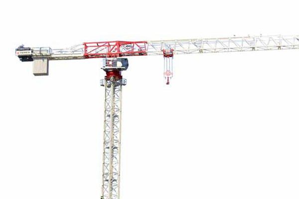 CTT 472-20 flat top tower crane