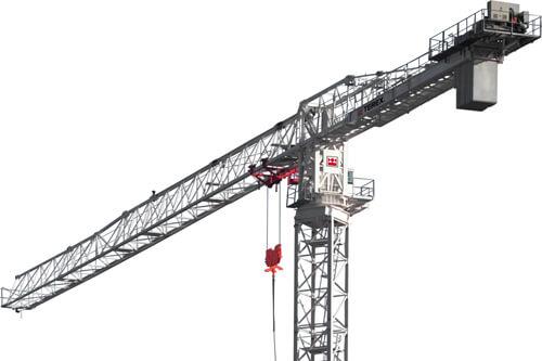 Terex CTT 561A-20 Flat Top Tower Crane