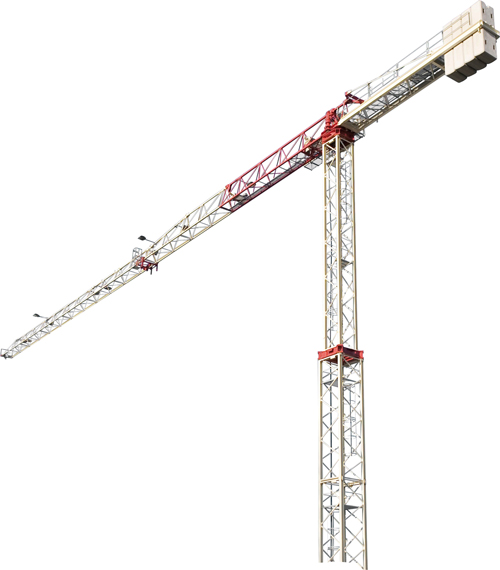 Terex CTT 91 Flat Top Tower Crane