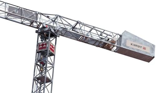 Terex FC 6.24H Flat Top Tower Crane