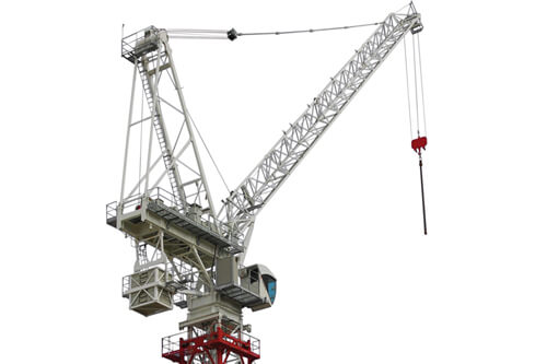 Terex CTL 340-24 luffing jib tower crane listing image
