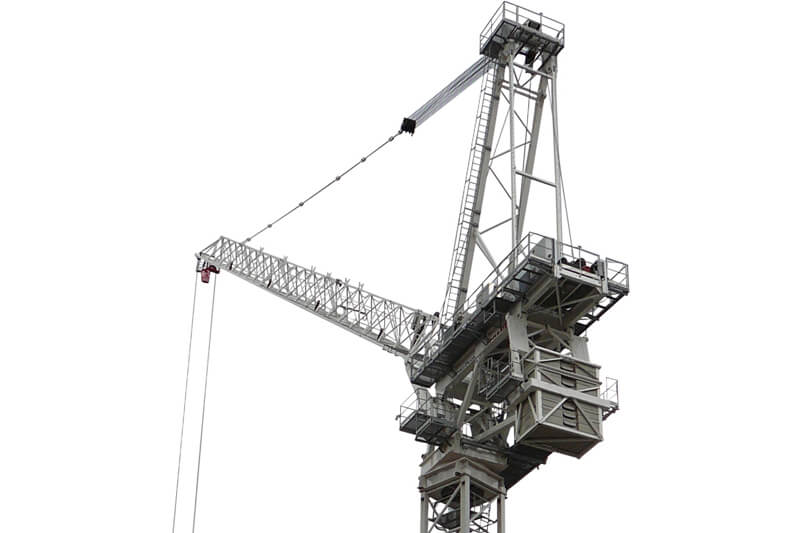 Terex CTL 630B-32 luffing jib tower crane listing image