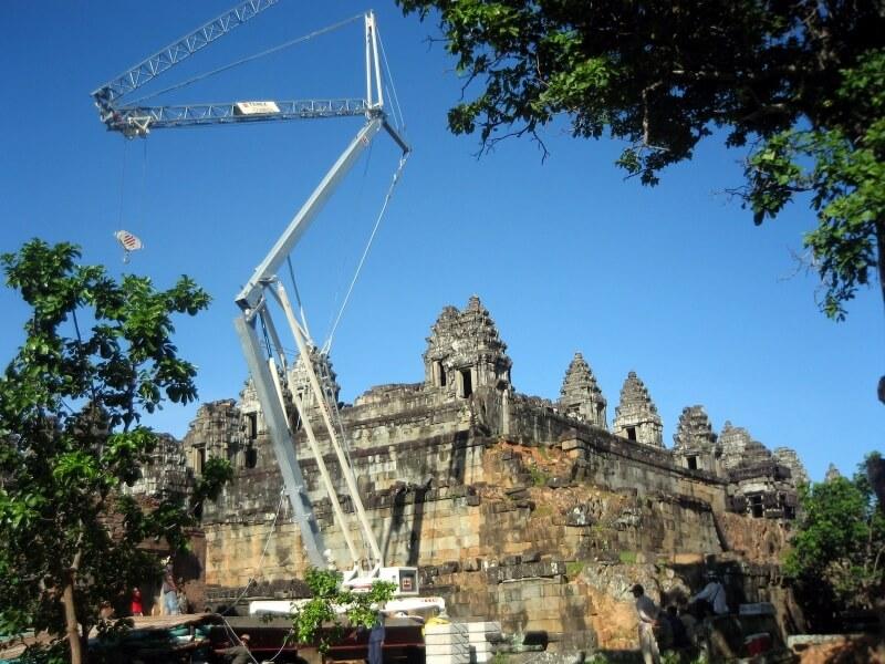 CBR 24 Plus at Angkor WAT
