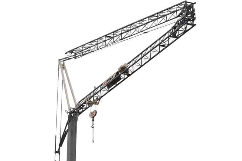 Terex CBR 28 PLUS self erecting tower crane listing image