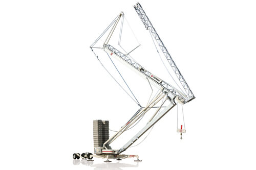 Terex CBR 32 PLUS self erecting tower crane listing image