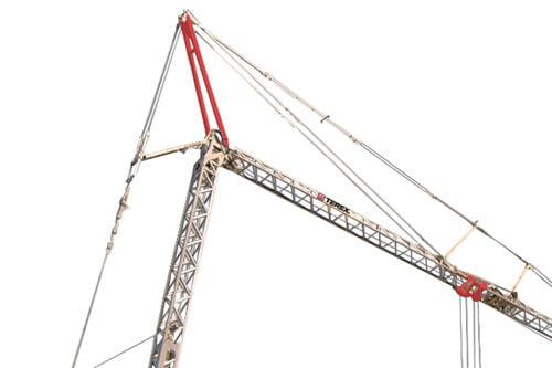 Terex CBR 40H self erecting tower crane listing image