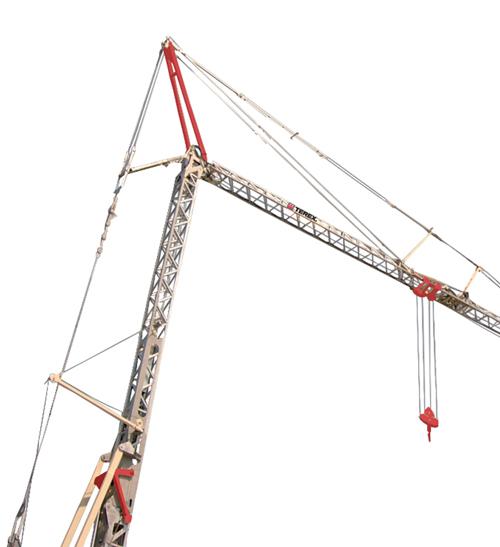 Terex CBR 40H self erecting tower crane