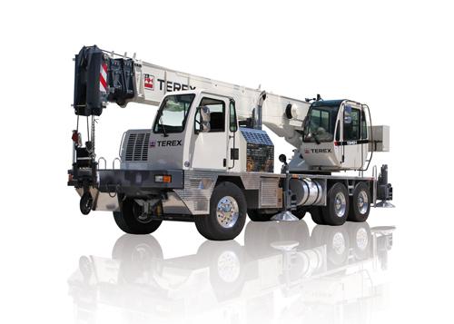 Terex T 340-1 truck crane
