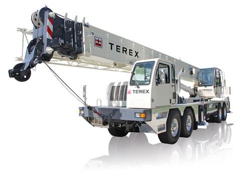 Terex T 780 truck crane