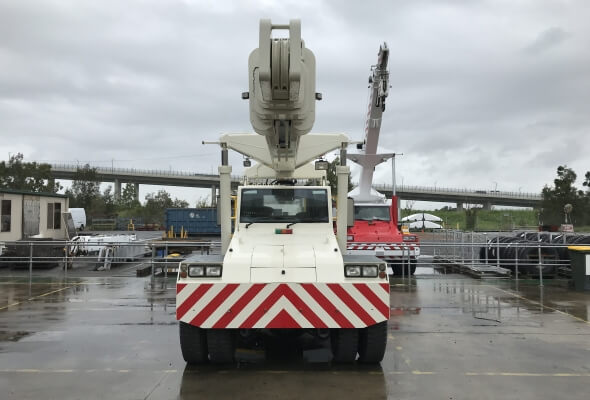 2005 AT 15 Terex Franna CSN 1851 front view