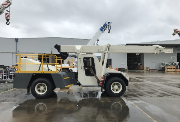 2005 AT 15 Terex Franna CSN 1851 side view