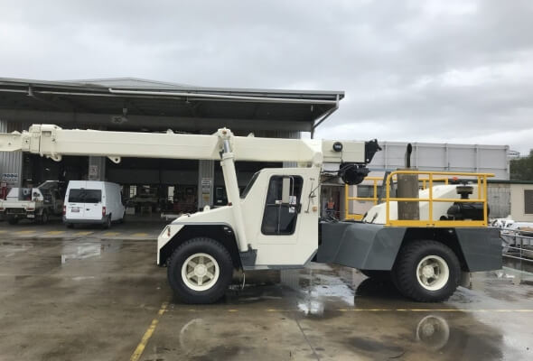 2005 AT 15 Terex Franna CSN 1851