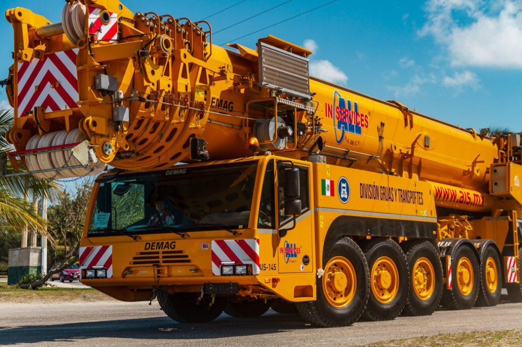 Demag AC 500-8 All In Services_