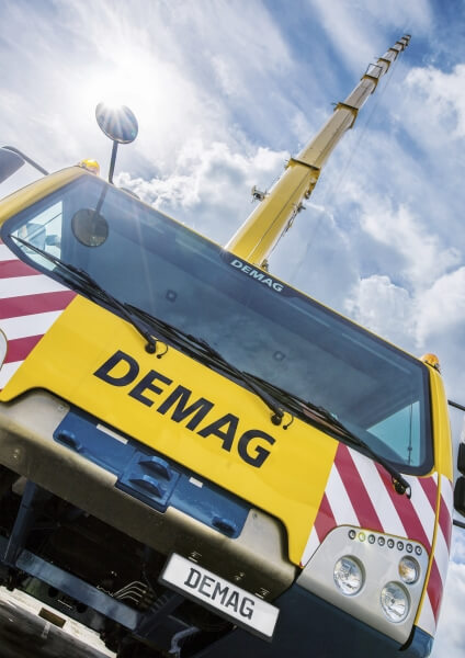 Demag AC 220-5 beauty shot