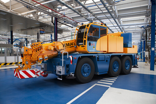 Demag AC 45 City