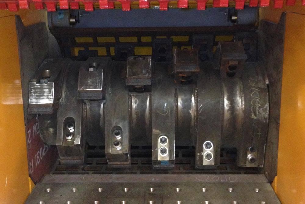 6400 Grinder Rotor