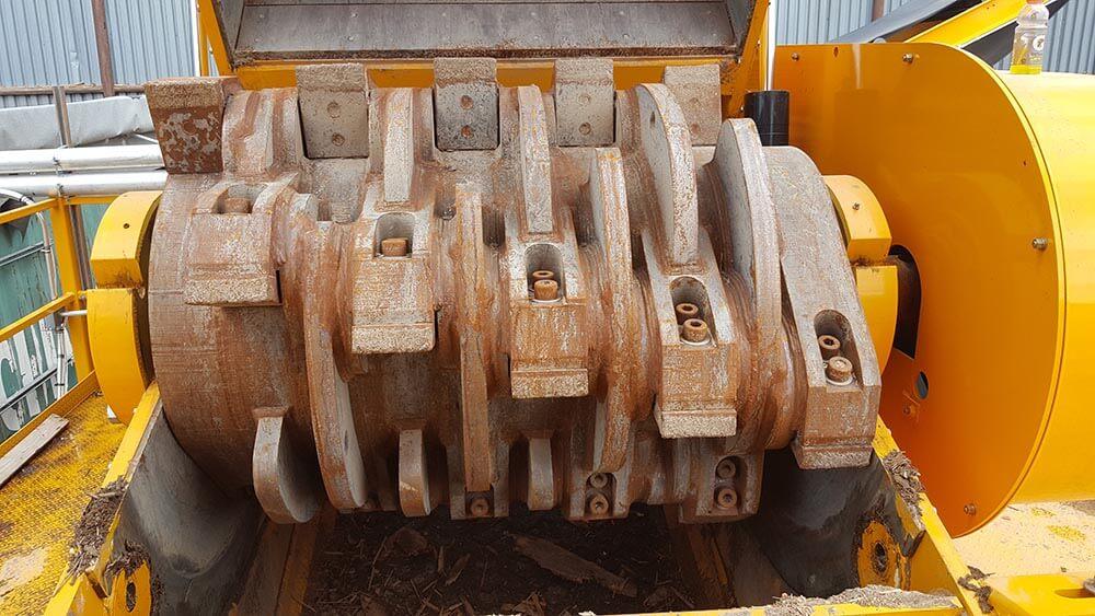 CBI Grizzly Mill Wood Hog