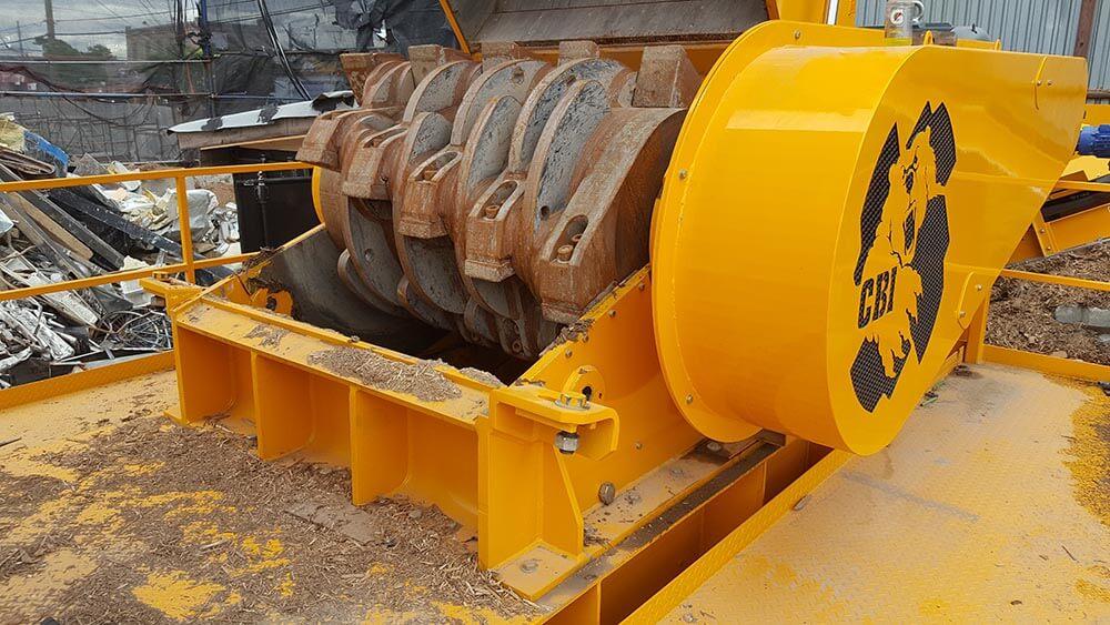 CBI Grizzly Mill grinder