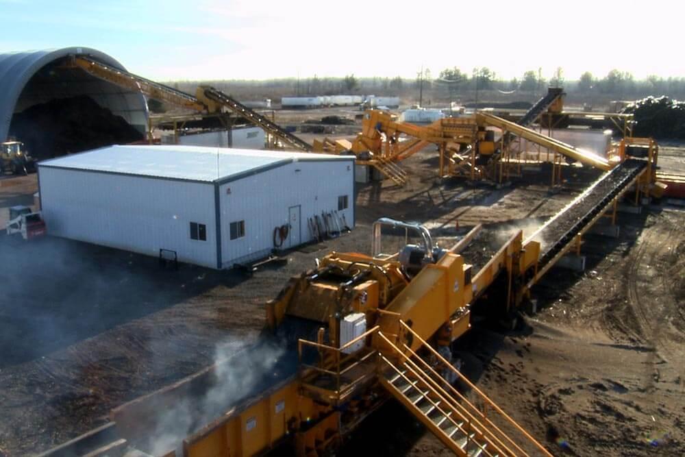 cbi railroad tie grinding system